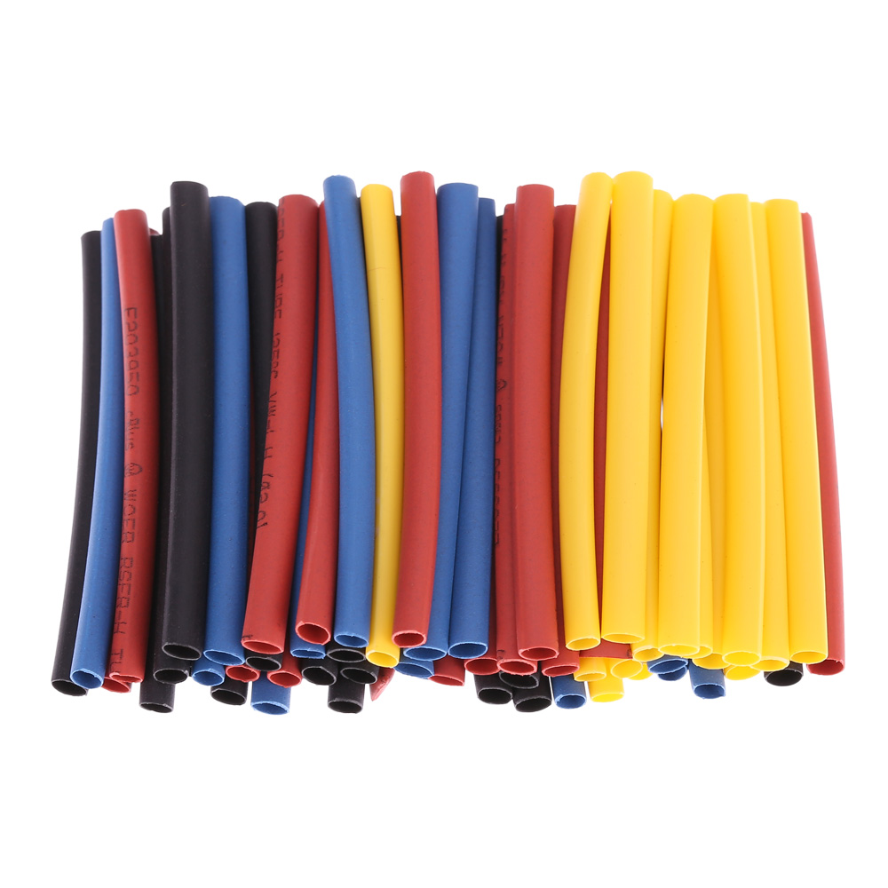 Professional heat shrink tubing pcs sizes colorful